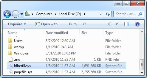Solutions to Deleting Drive C, EFI System Volume, Recovery