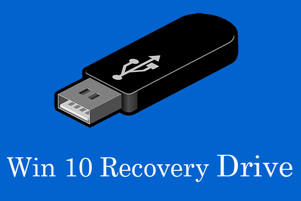 Can't Create Recovery Drive Windows 10? Solutions Here!