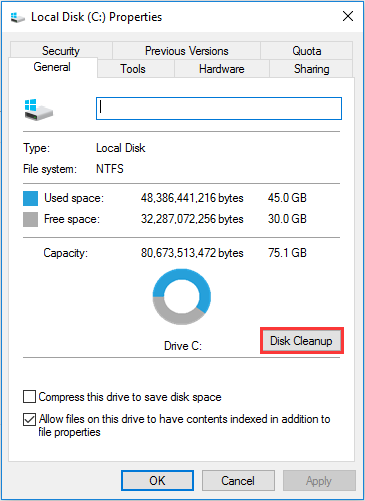 10 Ways To Free Up Disk Space In Windows 10 2020 Update