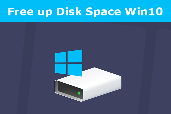 free up disk space thumbnail