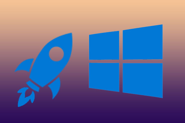 how to speed up windows 10 thumbnail