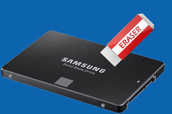 How to Secure Erase SSD or Wipe SSD – MiniTool Guide 2019