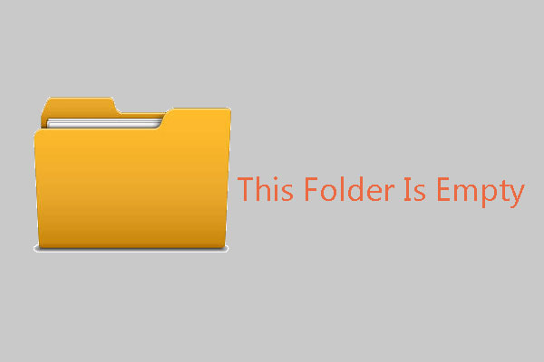 this folder is empty