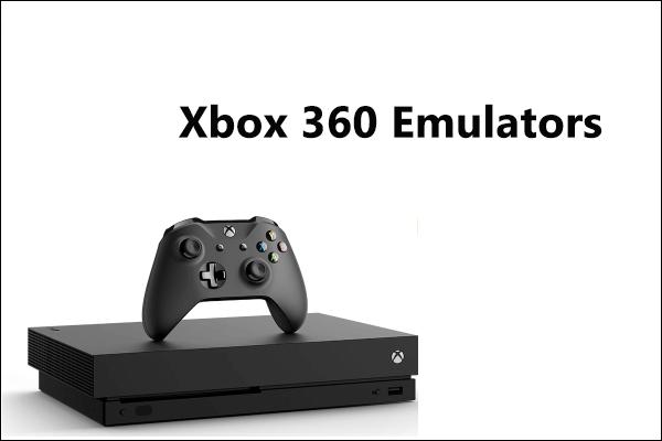 Top 3 Xbox 360 Emulators for Windows PC (2019 Update)