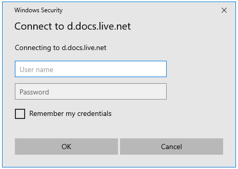 How to Save Data Directly to Your OneDrive in Windows 10?
