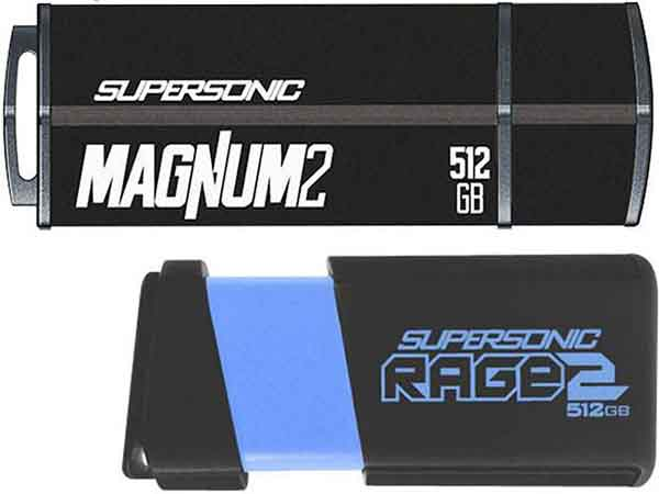 Patriot Supersonic Rage 2 USB Flash Drive