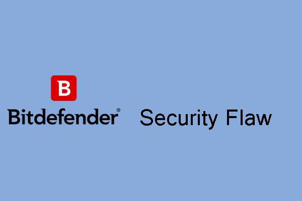 Top Antivirus 2020.Bitdefender Confirms Security Flaw In Free Windows Antivirus 2020