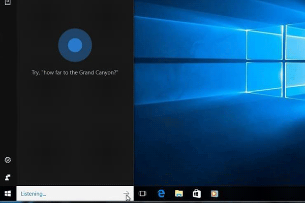 disable cortana windows 10 thumbnail