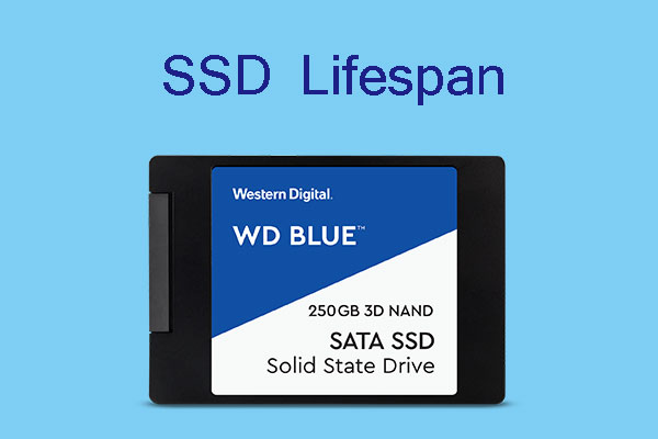 SSD lifespan