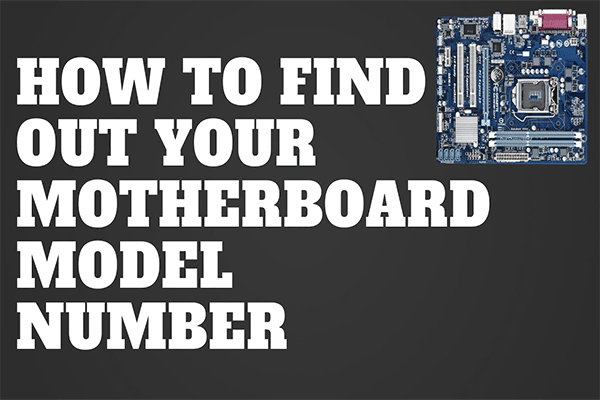 what motherboard do i have thumbnail