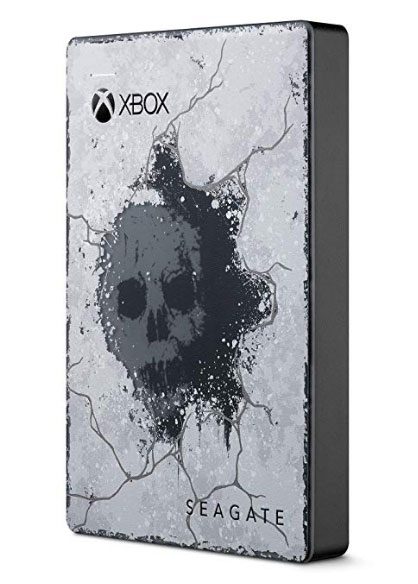 Seagate Game Drive for Xbox Gears 5 Special Edition