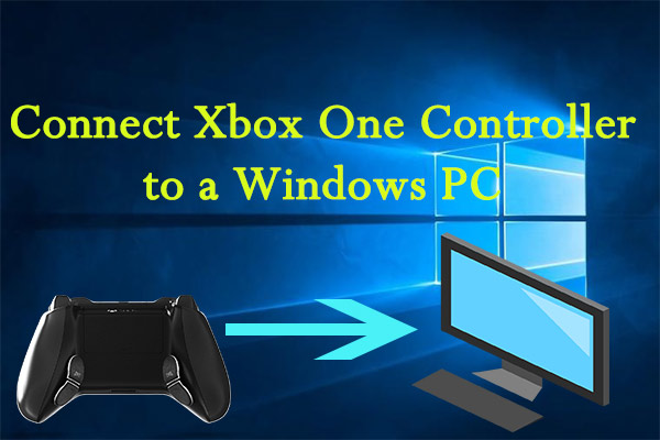 connect xbox one controller to pc thumbnail