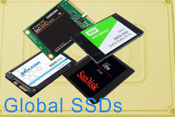 the Solid State Drives in 2019