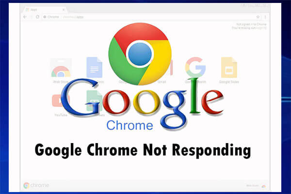 google chrome not responding thumbnail