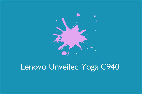 Lenovo Unveiled Yoga C940: A Premium 2-in-1 with 10th Gen