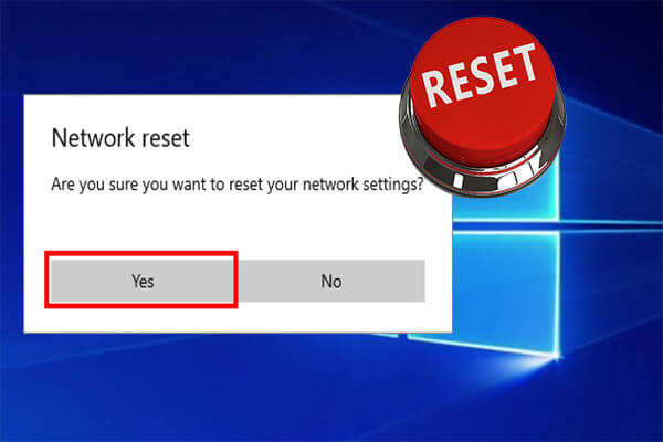 reset network settings on windows 10 thumbnail