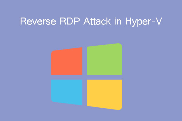 reverse RDP attack