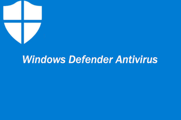 schedule a scan in windows defender antivirus thumbnail