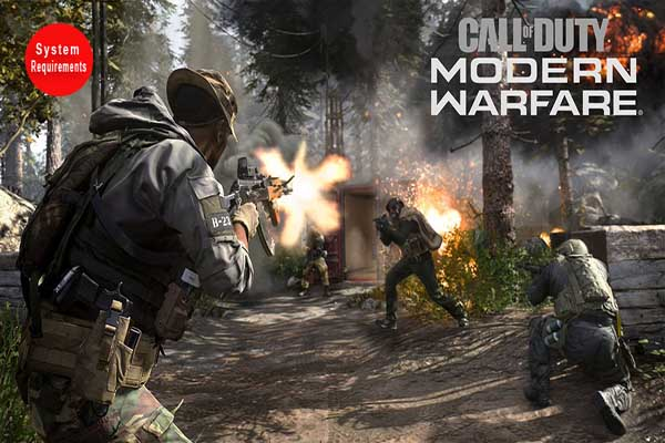 call of duty modern warfare requirements thumbnail