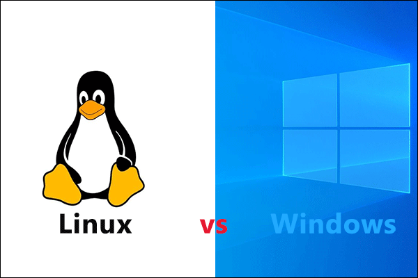 linux vs windows thumbnail