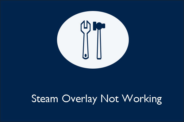 steam overlay not working thumbnail