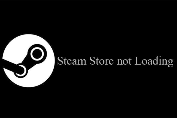steam store not loading thumbnail