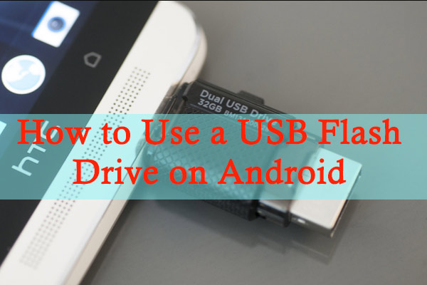 android flash drive thumbnail