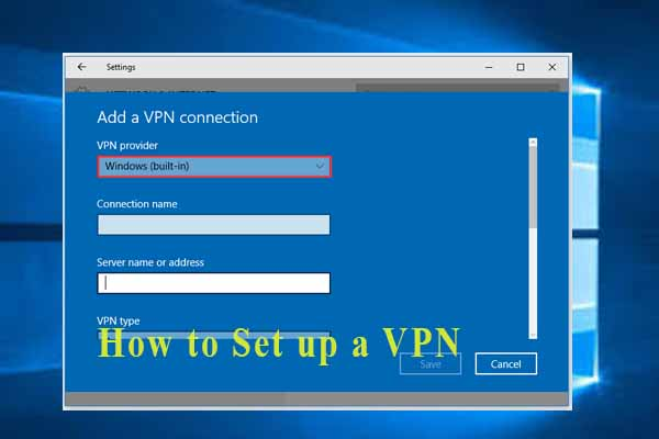 how to setup a vpn thumbnail