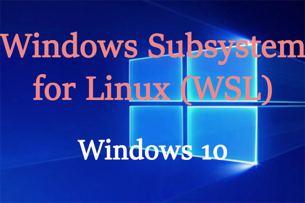 install windows subsystem for linux thumbnail