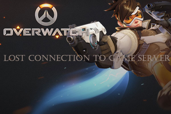 Overwatch lost connection to game server