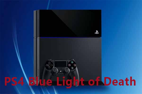 ps4 blue light of death thumbnail