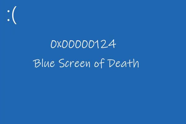 giải pháp để DỪNG: 0x00000124 Màn hình xanh chết chóc