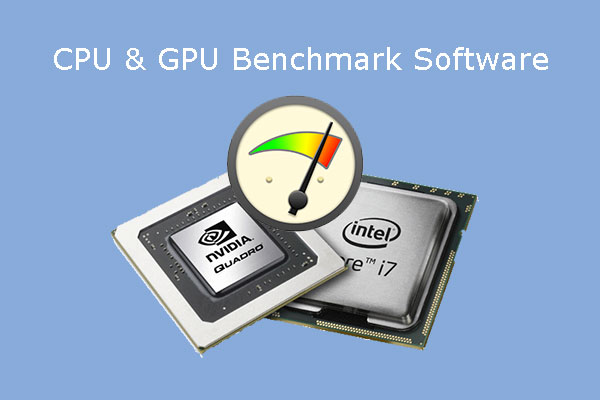 cpu gpu benchmark program thumbnail