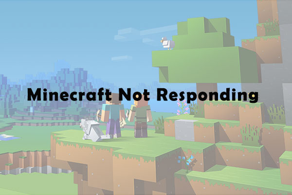minecraft not responding thumbnail