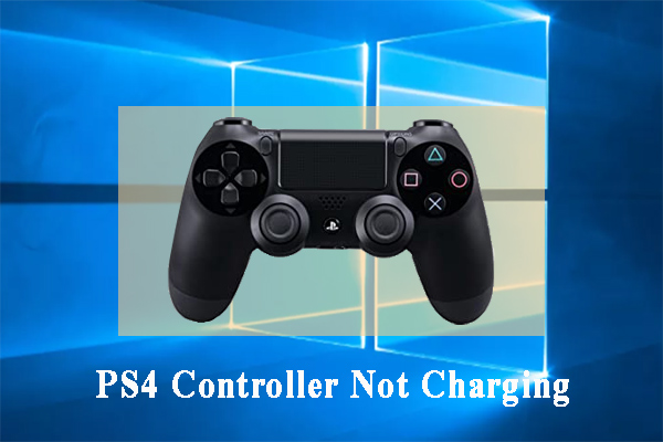 ps4 controller not charging thumbnail
