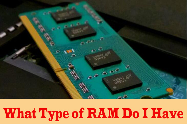 what type of ram do i have thumbnail