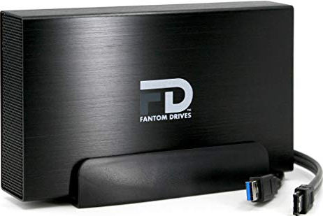 Fantom Drives External Hard Drive