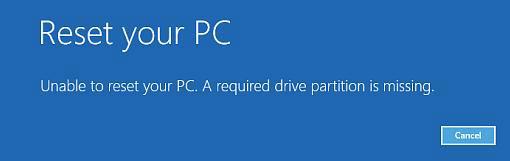 Cách Phục hồi ổ đĩa cần thiết bị thiếu thiết lập lỗi PC