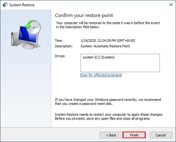 cách khôi phục dữ liệu bị mất từ PC