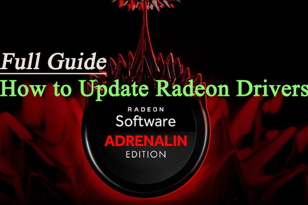 how to update radeon drivers thumbnail