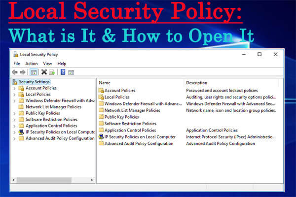 local security policy windows 10 thumbnail