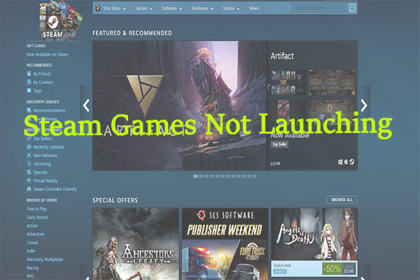 steam games not launching thumbnail