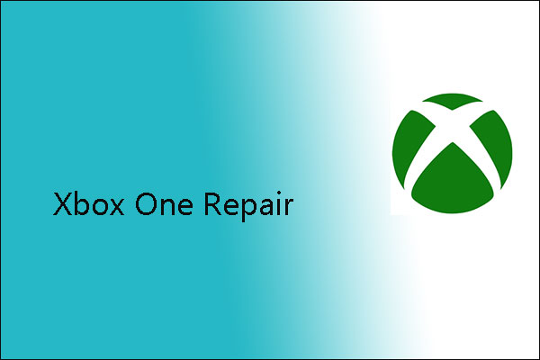 xbox one repair thumbnail