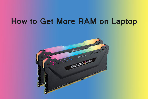 how to get more ram on laptop thumbnail