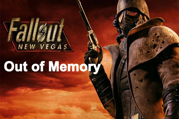 fallout new vegas out of memory thumbnail