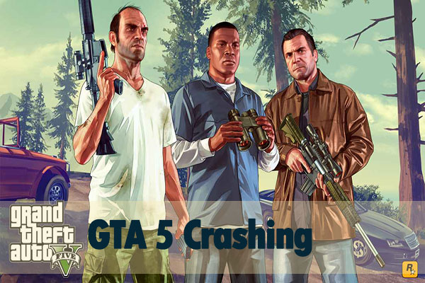 gta v keeps crashing thumbnail