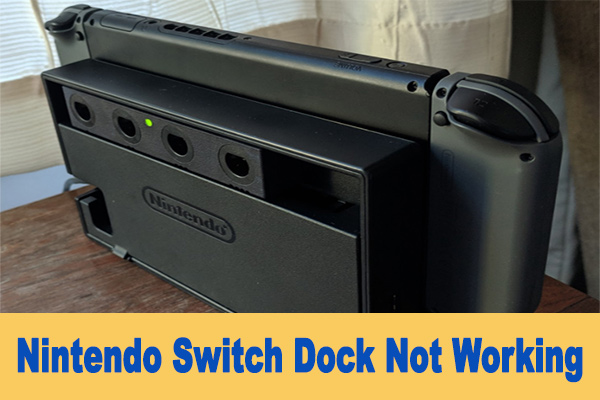 nintendo switch dock not working thumbnail