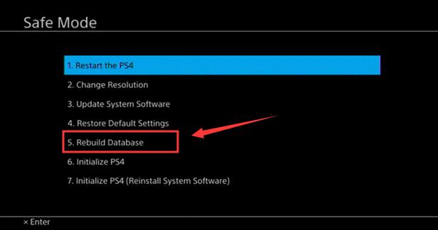 khắc phục Ổ cứng gắn ngoài PS4 ngừng hoạt động đột ngột