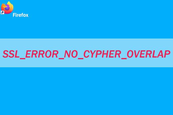 Ssl_error_no_cypher_overlap