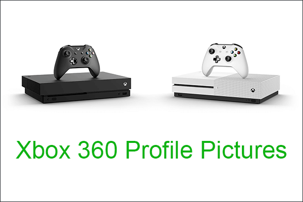 xbox 360 profile pictures